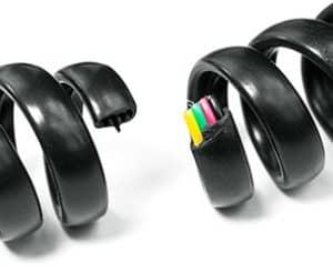 custom coil cord