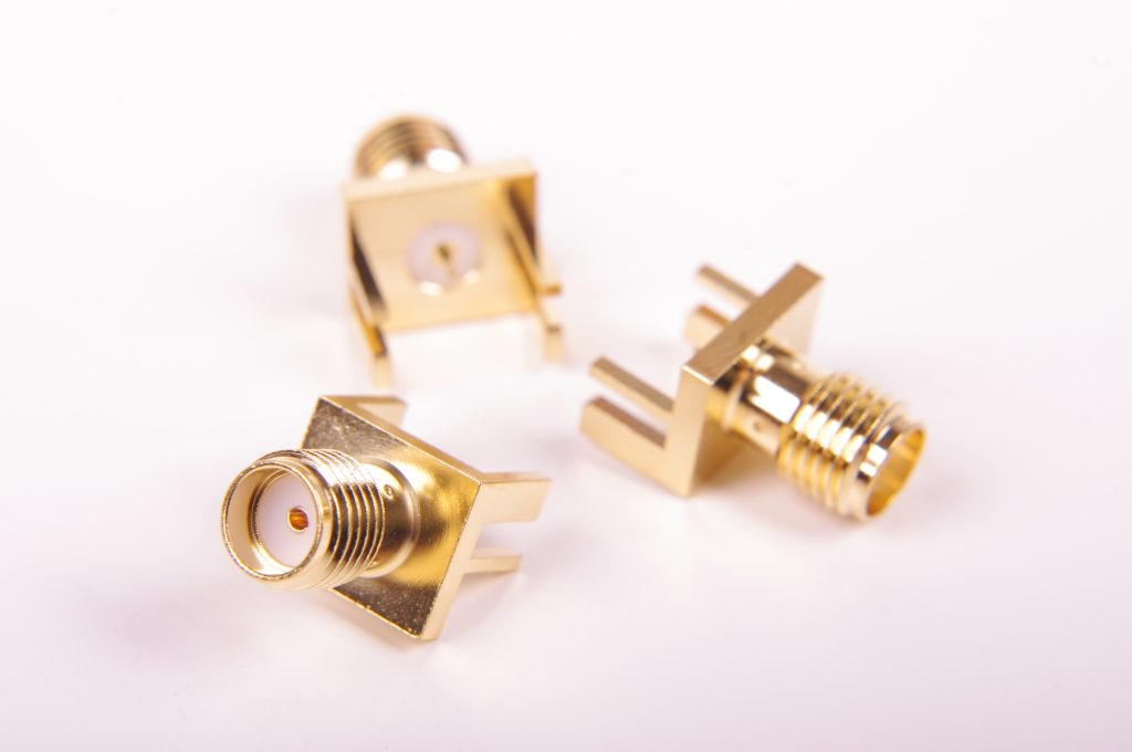SMA Connector for RF Signals